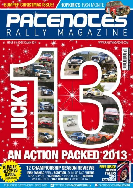 ISSUE 118 - DEC 2013 - JAN 2014